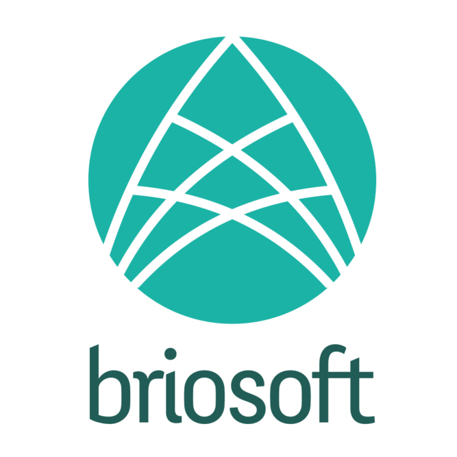 BrioSoft - Diseño de logo